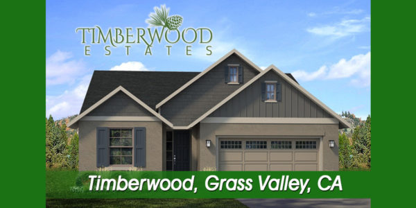 New Homes in Grass Valley, Home Construction in Grass Valley, Hilbers New Homes, Timberwood Estates