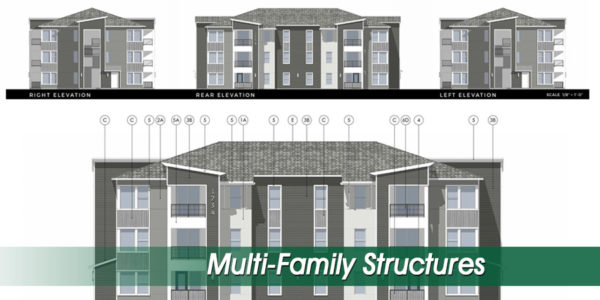 Multi Family Structures | Hilbers Homes
