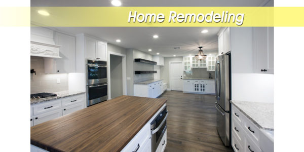 Home Remodeling Contractor | Hilbers Homes